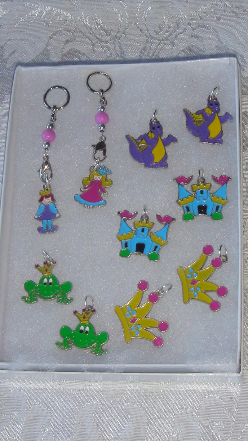 Fairy Tale Changeable Charms
