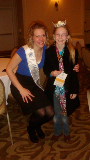 Meeting Miss Deaf USA