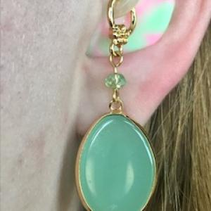 Teardrop in Mint