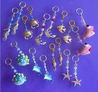 Summertime Sea Charms